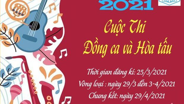 "CUỘC THI  ""LET THE MUSIC HEAL OUR SOUL"""